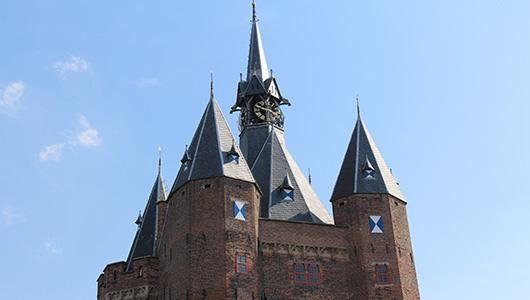 Photo of Kom binnenkijken! Sassenpoort en andere monumenten morgen gratis open voor publiek.