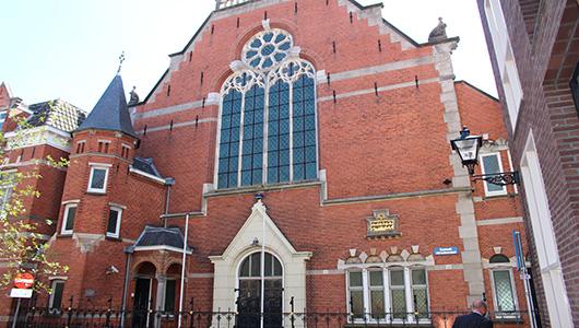 Joodse Synagoge Zwolle