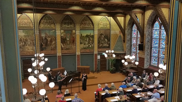 Statenzaal Bibliotheek Zwolle