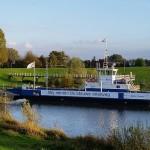 Nieuwe laadwal materieel en materialen bij de IJsselcentrale Zwolle