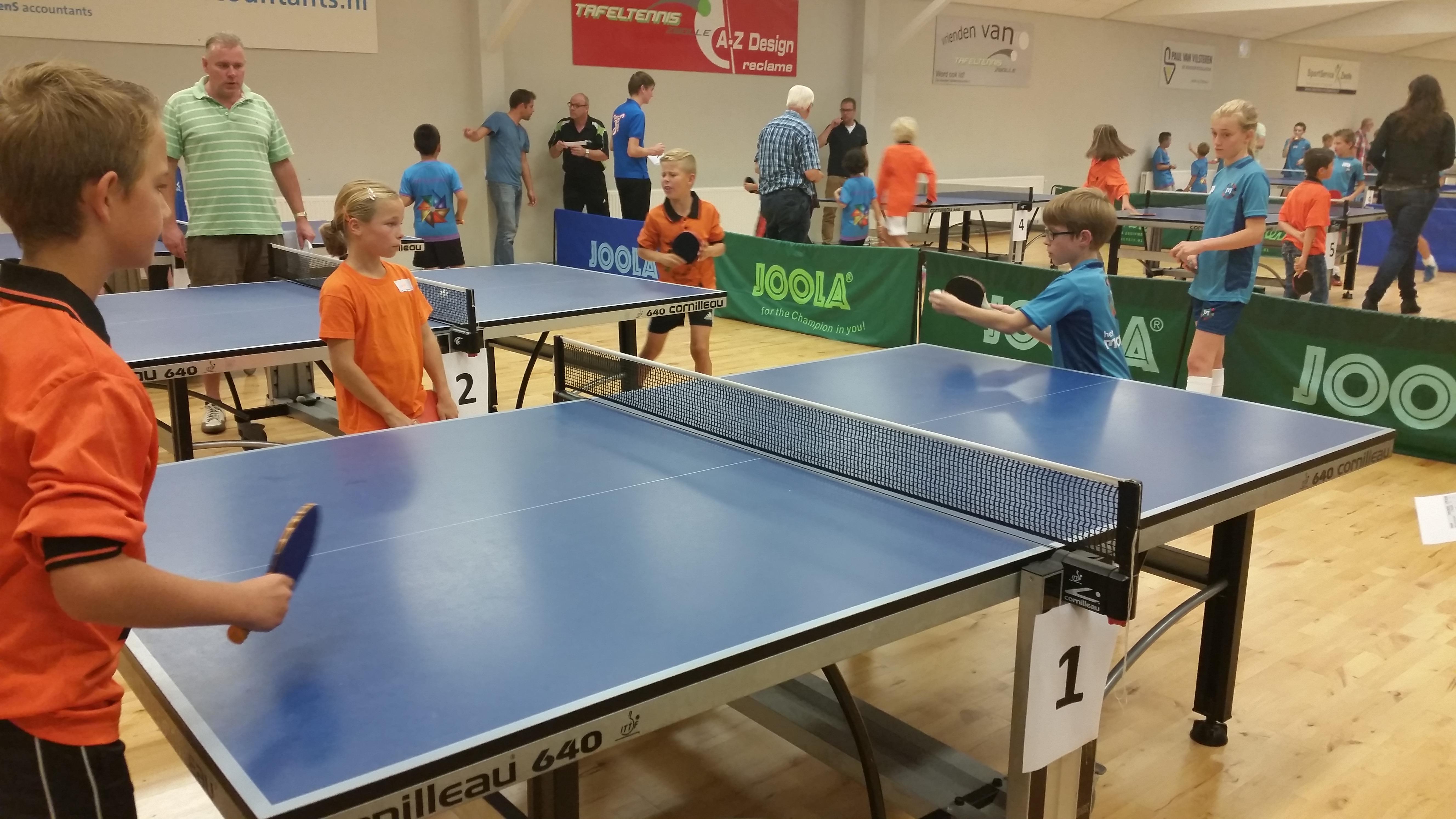 Photo of Winnaars schooltafeltenniskampioenschap bekend!
