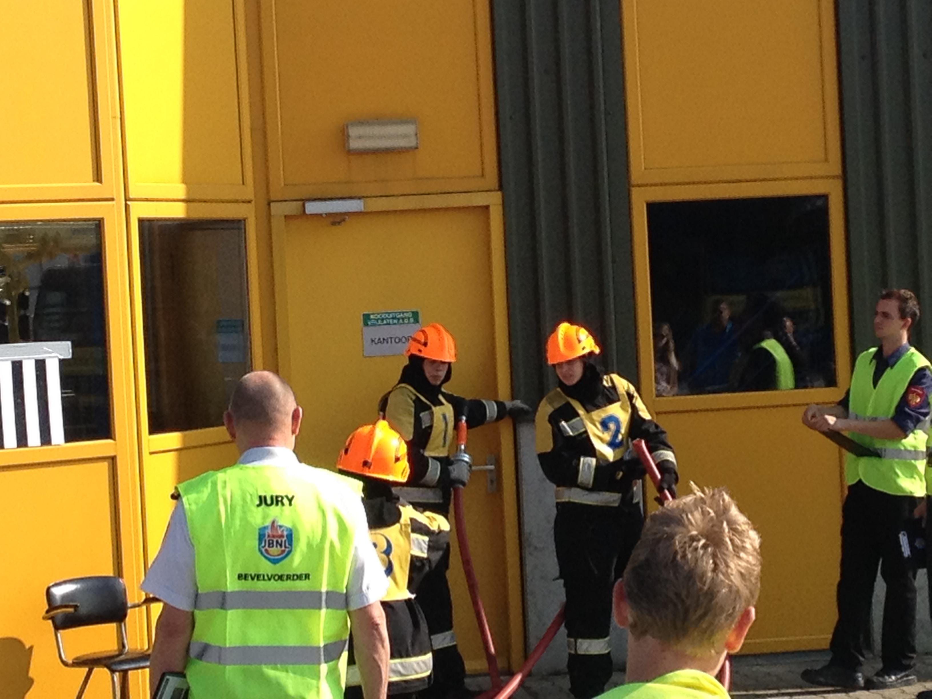 Photo of Twee maal brons voor jeugdbrandweer Zwolle