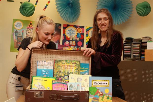 Photo of Kinderboeken voor Isala Amalia kindercentrum