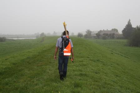 Photo of Waterschap controleert dijken