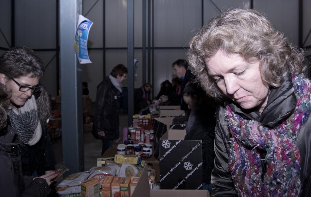 Photo of 800 kerstpakketten voor Zwolse voedselbank en dak- en thuislozen