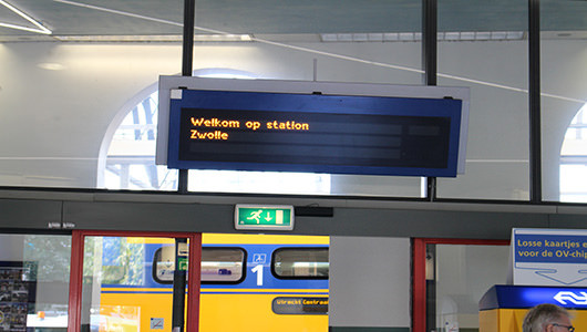 Photo of Zaterdag bussen i.p.v. treinen Zwolle – Heino – Raalte