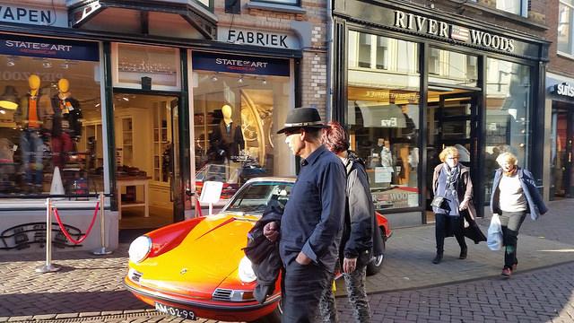 Photo of Gezellig druk op een zonnige koopzondag in Zwolle