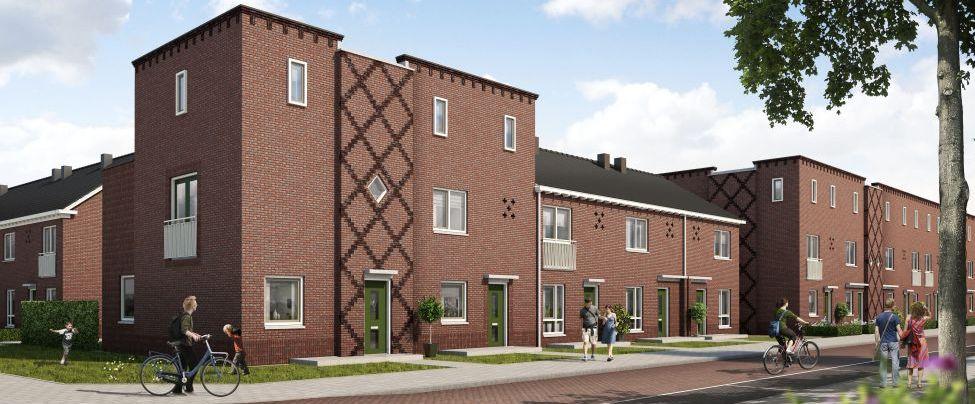 Photo of Diezerhof bouw start januari 2015