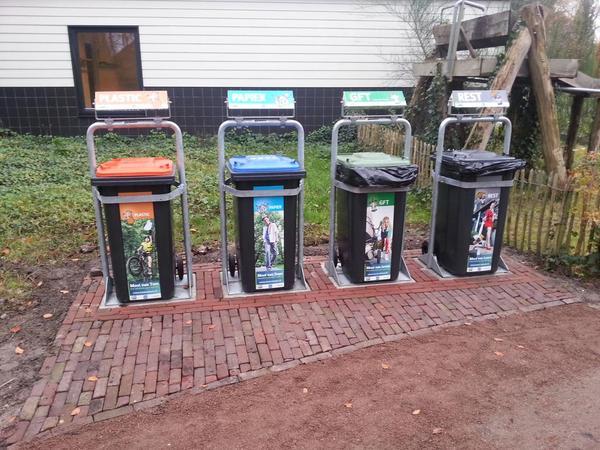 Photo of Vier wijkboerderijen in Zwolle gaan zwerfvuil scheiden