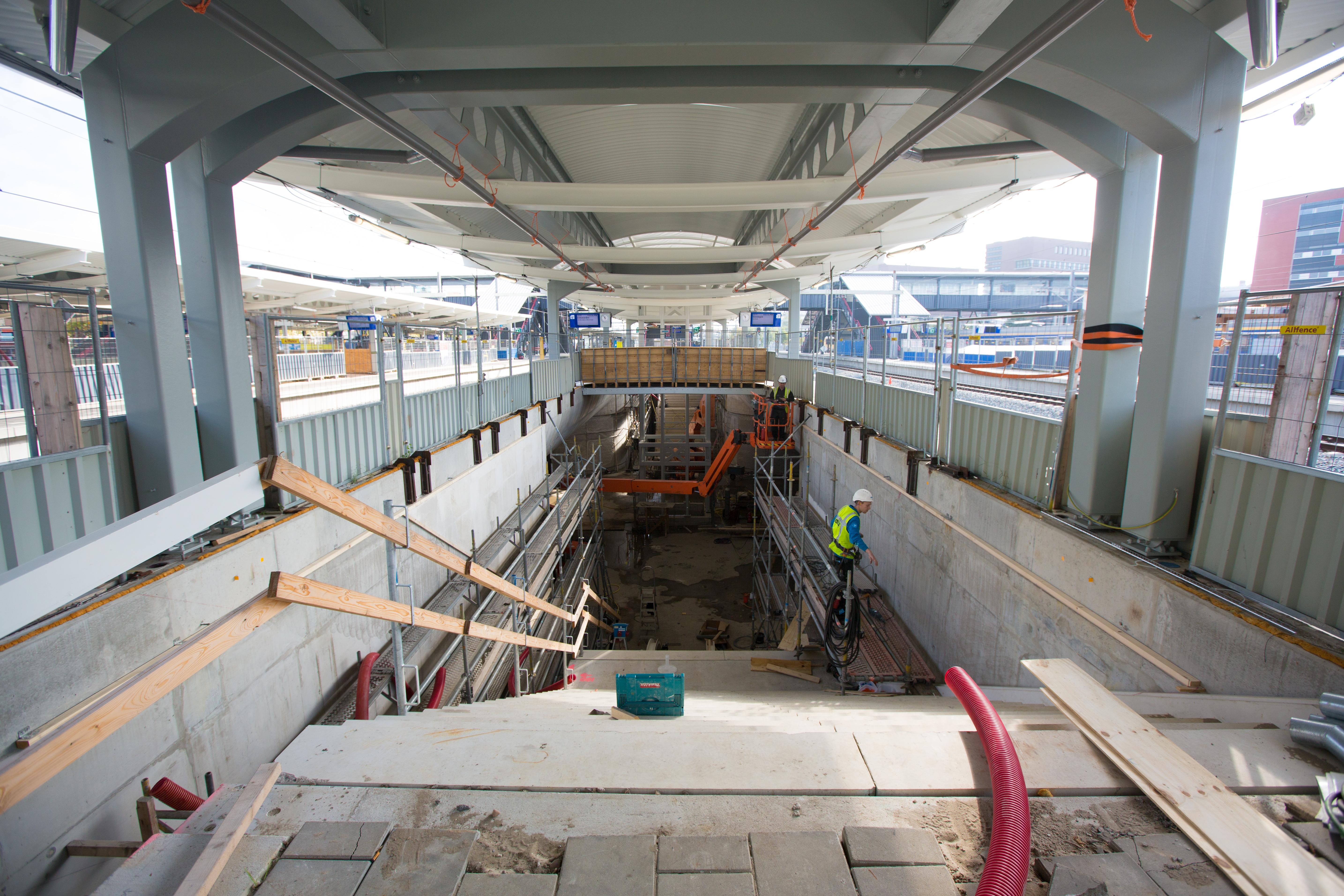 Photo of Nieuwe reizigerstunnel Zwolle over 8 maanden open