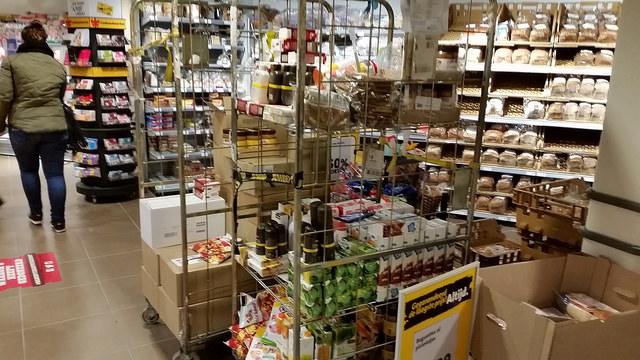 Photo of Supermarkt inzameling Kerstpakkettenactie overweldigend