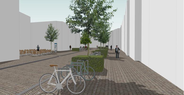 Photo of € 230.000 voor meer groen en fietsplekken Oude Vismarkt en Koningsplein