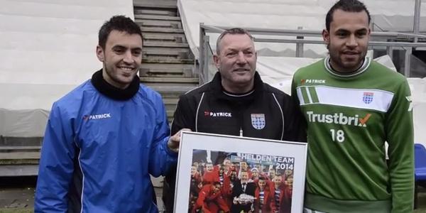 Photo of PEC Zwolle Heldenteam van 2014!
