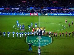 Photo of Dries Jans reikt bij overwinning KNVB Beker uit – Nieuwsarchief – PEC Zwolle