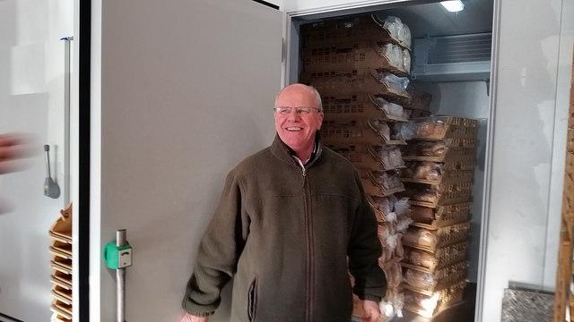 Photo of Veilig voedsel bij de Voedselbank voor mensen die nauwelijks meer eten kunnen betalen
