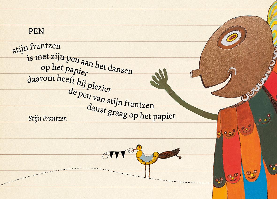 Het Andere Gedicht Van Stijn Frantzen Rtv Focus Zwolle