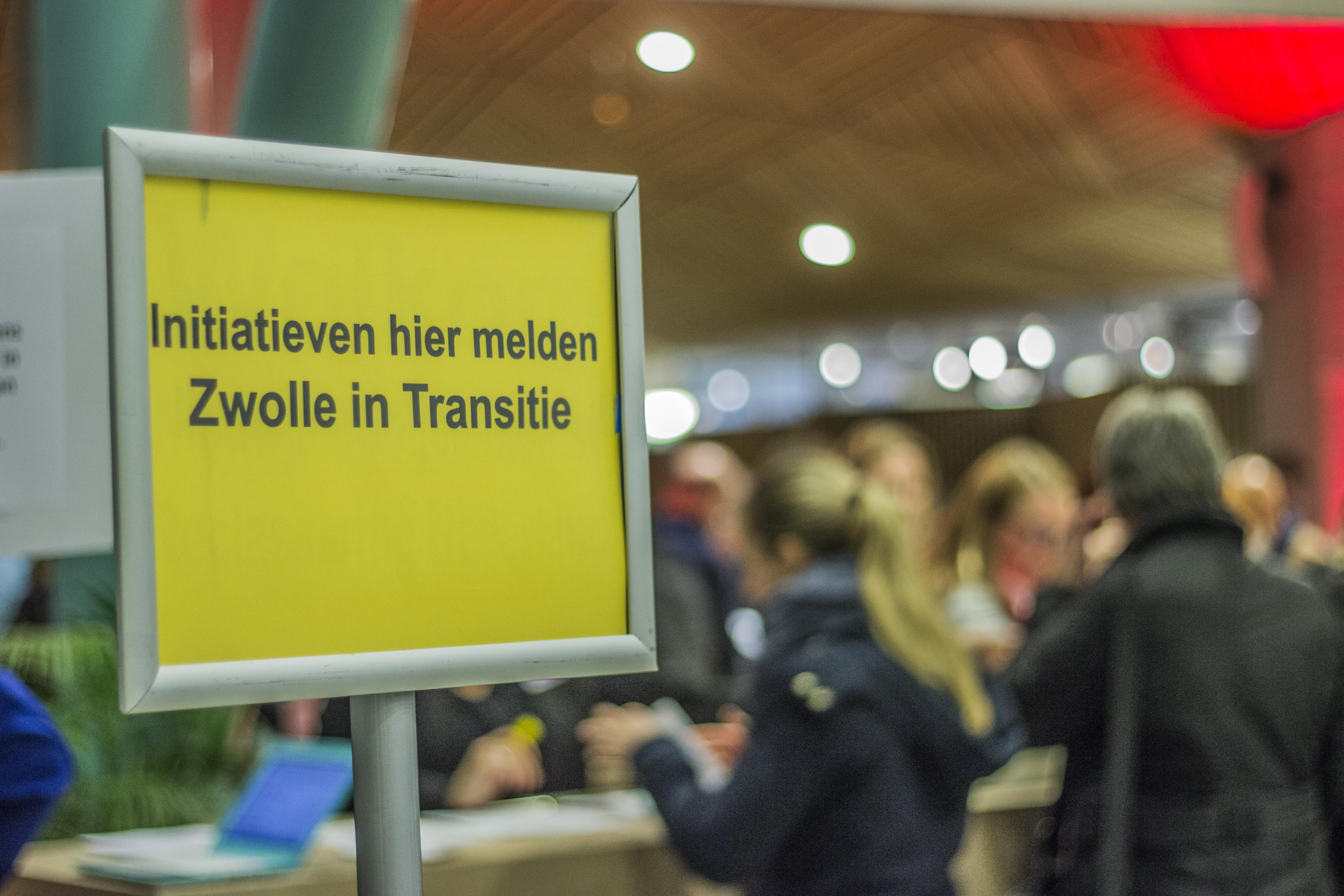 Photo of 285 Zwollenaren geven kantelbeweging een boost