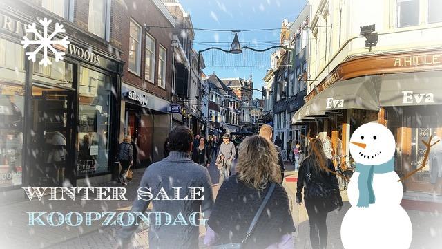 Photo of Het is Sale vandaag in de binnenstad – Koopzondag Zwolle