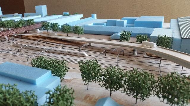 Photo of Fietskelder onder stationsplein en fietsflat moeten 12.000 fietsen bergen