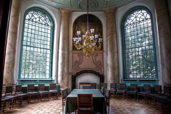 Photo of Sneakpreview Grote Kerk: consistorie voor het eerst gebruikt als concertzaal