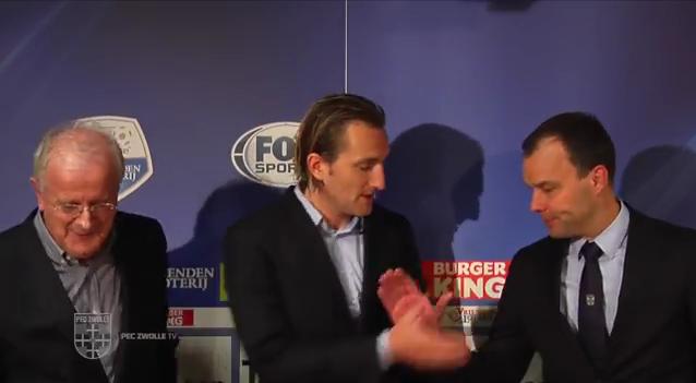 Photo of [VIDEO] Joost Broerse commercieel directeur PEC Zwolle