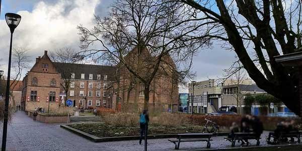 Photo of Cameratoezicht Broerenkerkplein vanwege overlast 25 hangjongeren