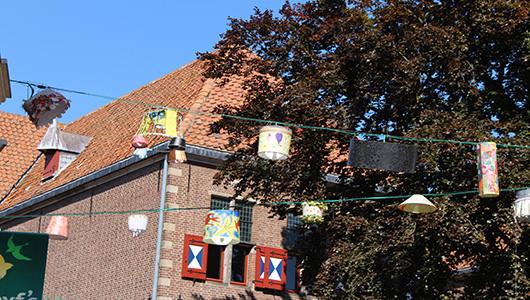 Photo of Einde aan 'Lampenkappen tijdperk' in Sassenstraat