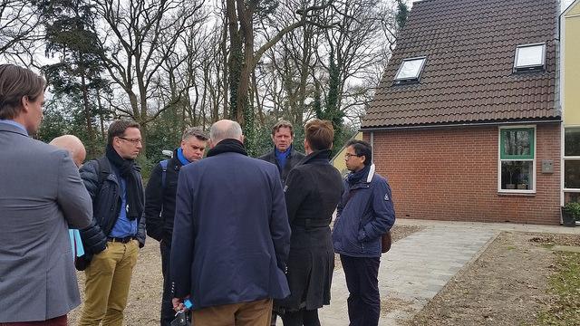 Photo of ChristenUnie bezoekt Trias Jeugdhulp in Zwolle