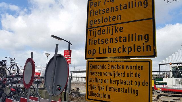 Photo of Gemeente betreurt onduidelijkheid rondom verwijderen fietsen Hanzelaan