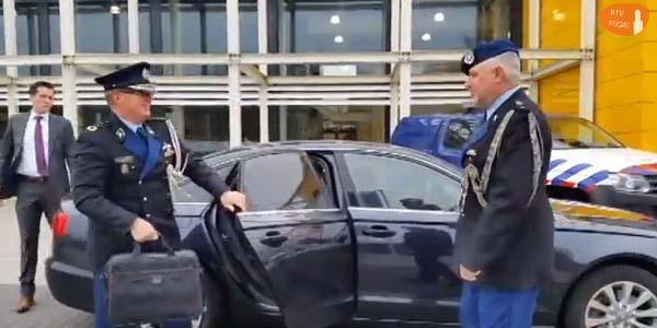 Photo of [VIDEO] Luitenant-generaal Leijtens bezoekt HTV-KMAR opleiding Landstede