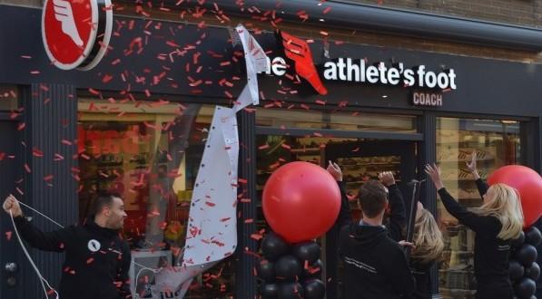 Photo of Coach winkel Diezerstaat wordt The Arthlete's Foot