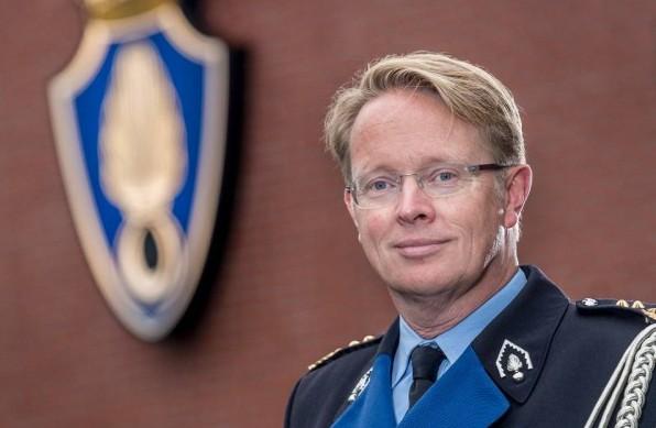Photo of Commandant Koninklijke Marechaussee bezoekt Landstede