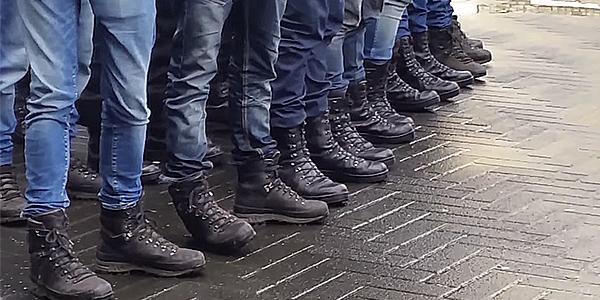 Photo of Militaire opleiding Deltion mag niet marcheren bij HTC
