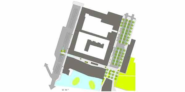 Photo of Winkelcentrum Stadshagen krijgt bomen, hagen en bankjes