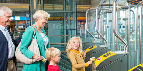 Photo of ChristenUnie wil alternatief voor permanent gesloten toegangspoortjes op station