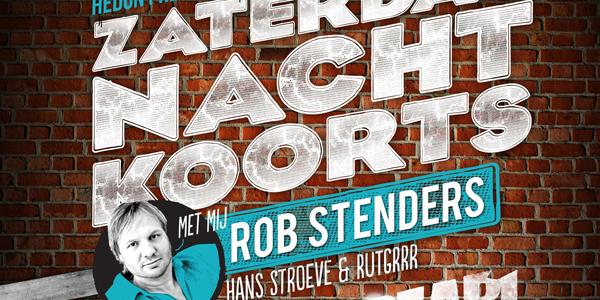 Photo of Zaterdagnachtkoorts met 3FM DJ Rob Stenders in Hedon