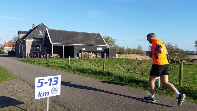 Photo of Goed hardloopweer voor 1725 deelnemers 10 mijl van Zwolle-Zuid