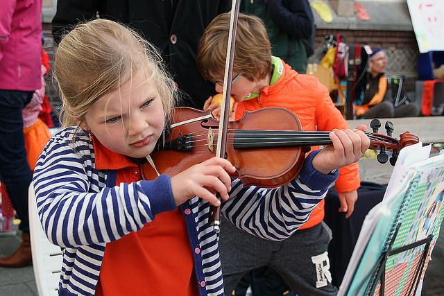 Koningsdag Zwolle 2015 -Foto: © Frank van Hienen – www.frankvanhienen-fotografie.nl