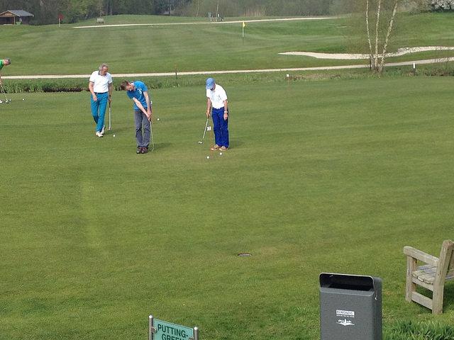 Jubileum editie Benefiet Golftoernooi Ronald McDonald Huis Zwolle