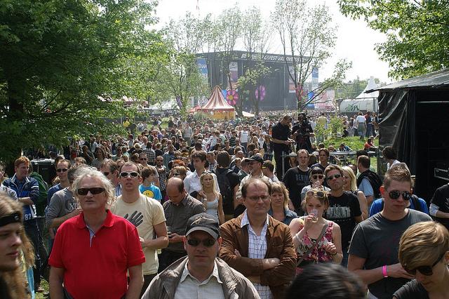 Foto: Henk-Jan van der Klis Birth of Joy Bevrijdingsfestival Overijssel 2011 012 - flickr.com
