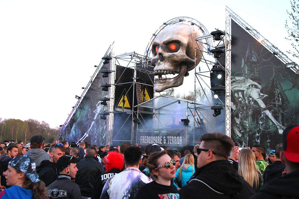 Photo of Hardshock Festival niet langer in Zwolle