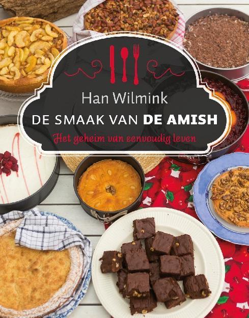 Photo of Boekpresentatie De Smaak van de Amish bij Westerhof
