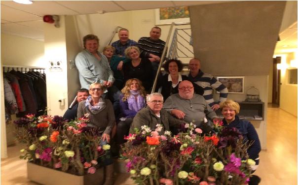 Photo of Ronald McDonald Huis Zwolle wordt gevierd met bloemenzee!