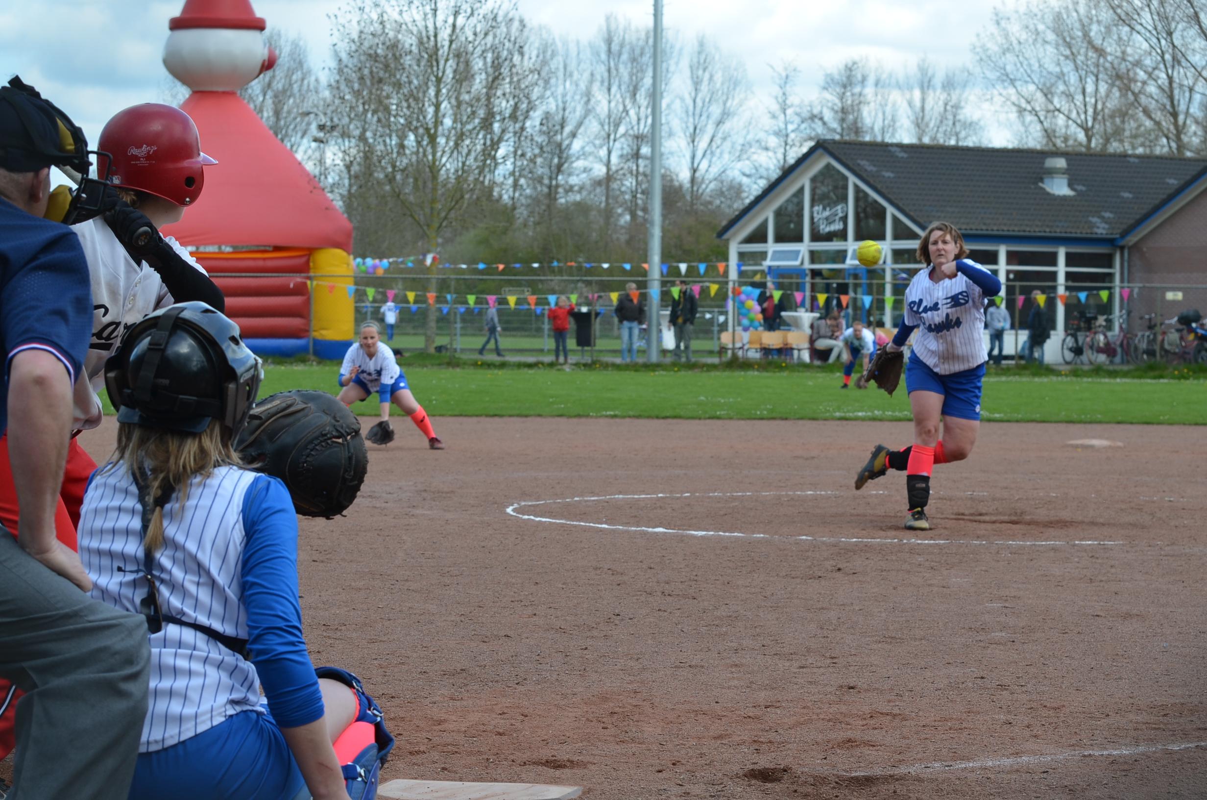 Photo of Open Dag bij Blue Hawks