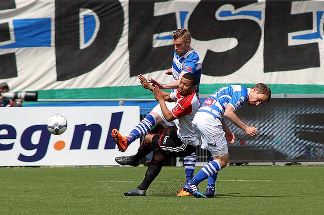 PEC Zwolle - Feyenoord 17 mei 2015 - Foto's: ©Frank van Hienen - www.frankvanhienen-fotografie.nl