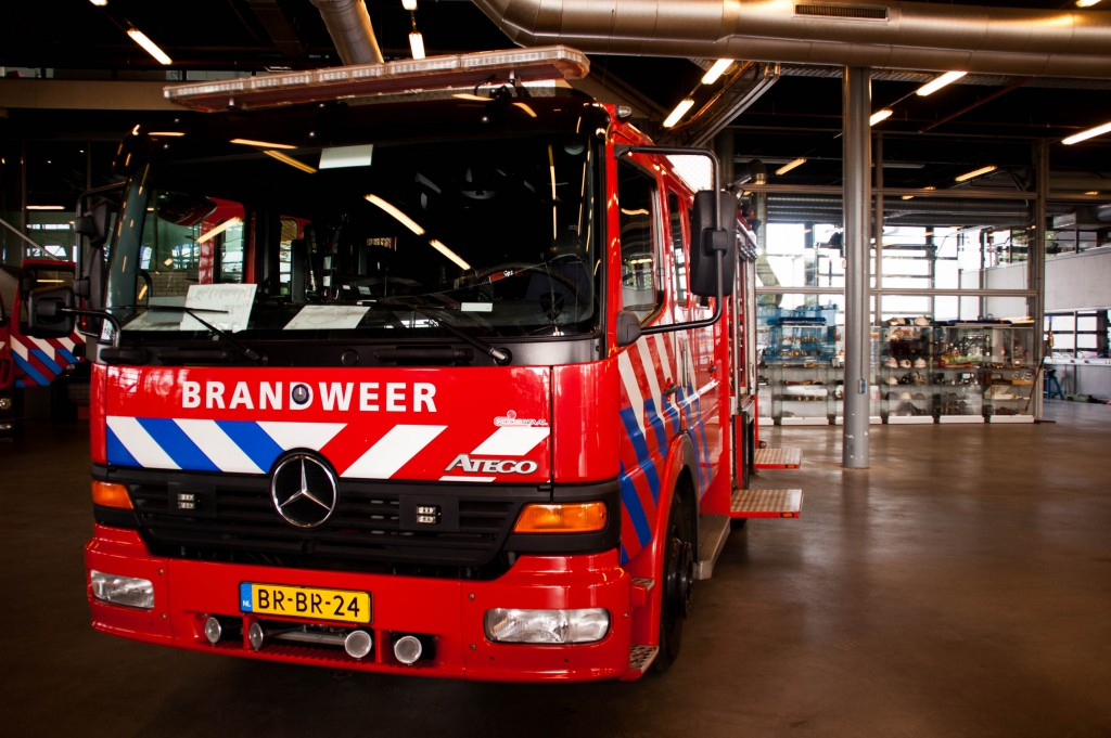Open huis Veiligheidsregio IJsselland - Fotograaf: ©Anja Schuurman