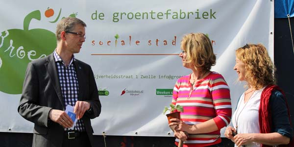Photo of De Groentefabriek start een tweede locatie!