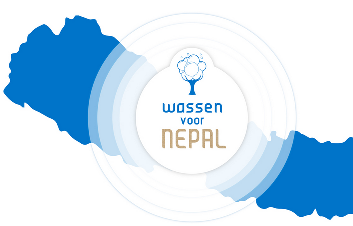 Wassen voor Nepal