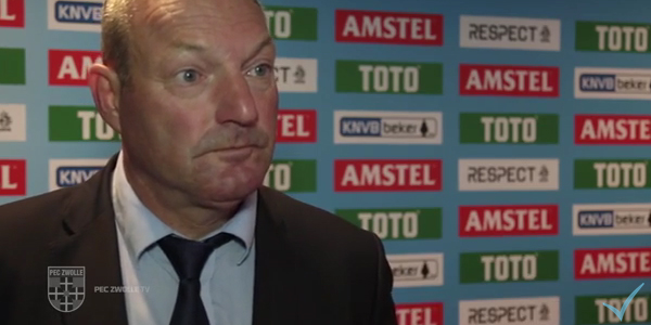 Photo of [VIDEO UPDATE] PEC Zwolle verliest bekerfinale