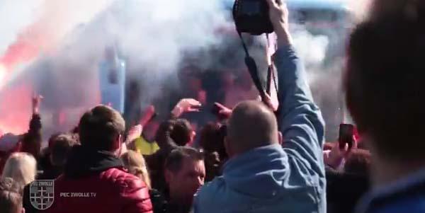Photo of [VIDEO] Terugblik Bekerfinale: Massale steun richting Rotterdam